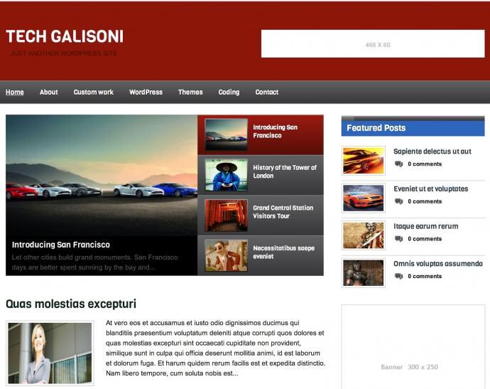 Tech Galisoni