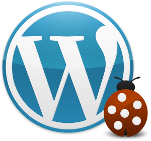 WordPress - bug