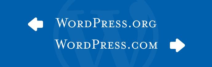 WordPress.org i WordPress.com
