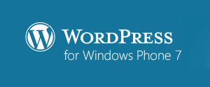 WordPress for Windows Phone