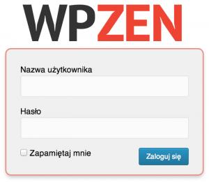WPzen Login