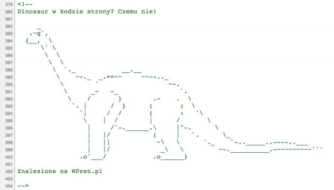 Source Code ASCII Art