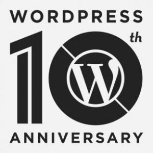 10 urodziny WordPressa