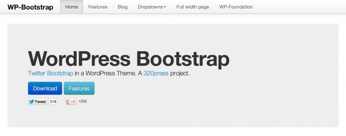 WP Bootstrap