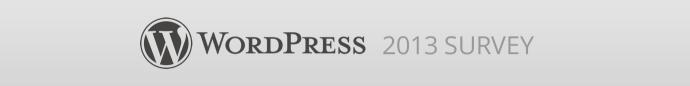 Ankieta WordPress 2013