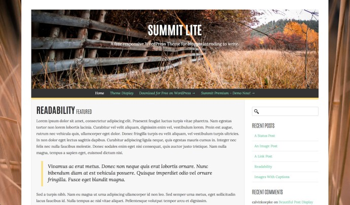 Summit Lite