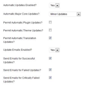 Update Control