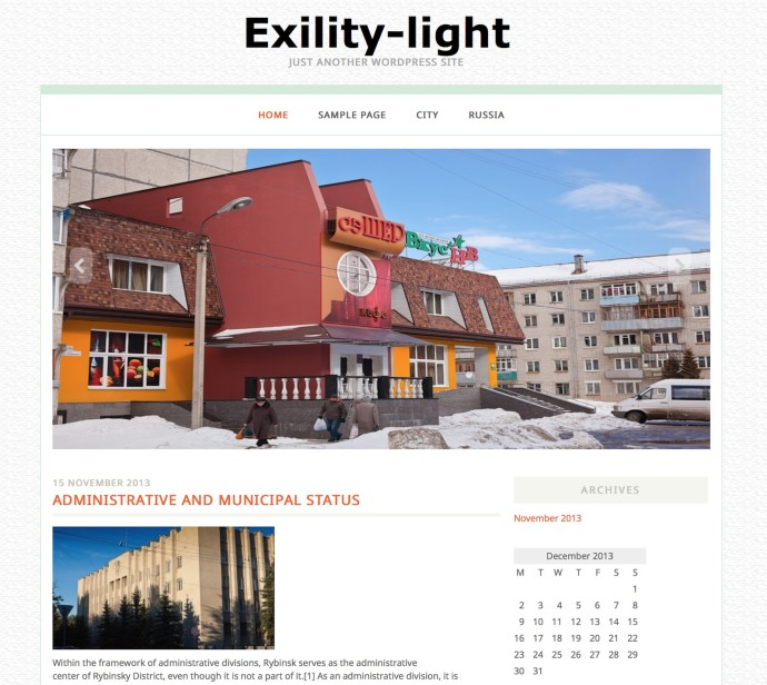 Exility-light