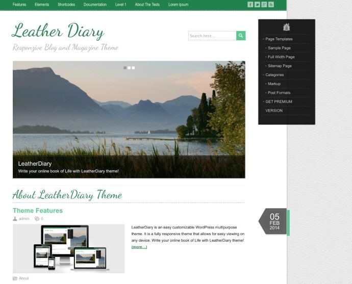 LeatherDiary