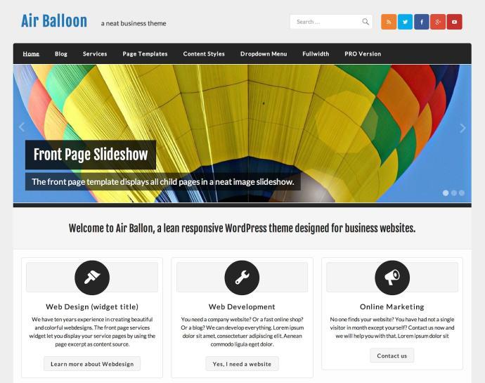 Air Baloon Lite