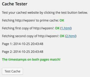 Optimize your WordPress Site with WP Super Cache - Web ...