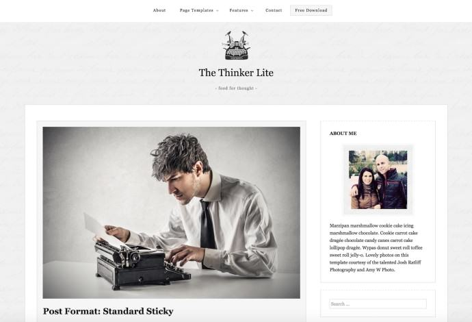 The Thinker Lite