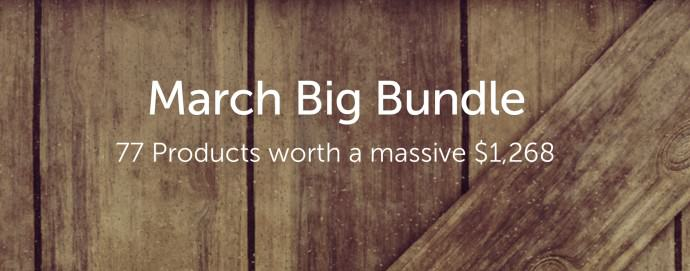 Creative Market March Bundle