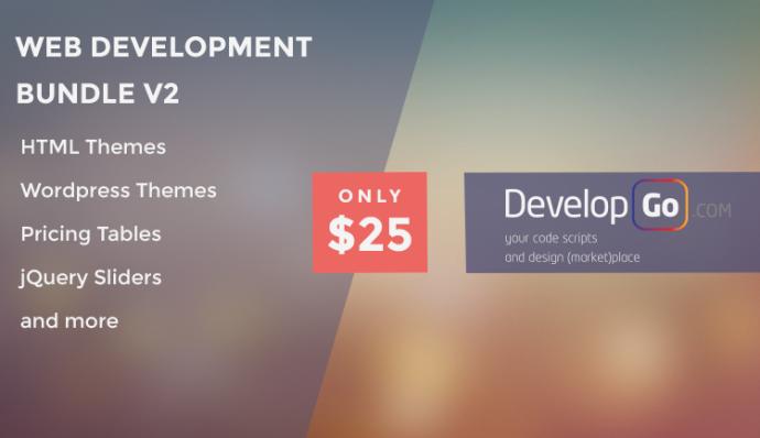 Web Development Bundle v2