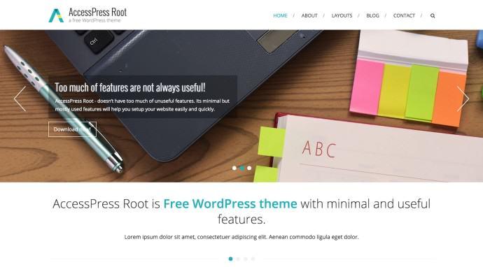 AccessPress Root