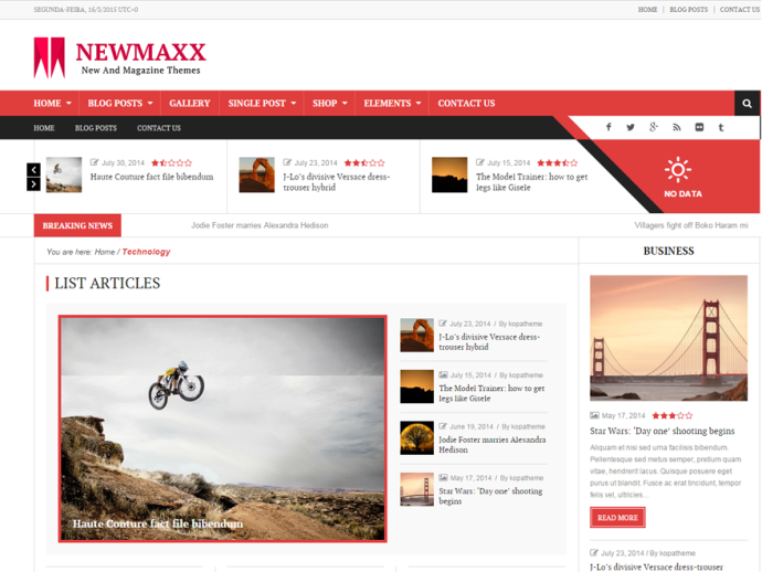 News Maxx - Lite
