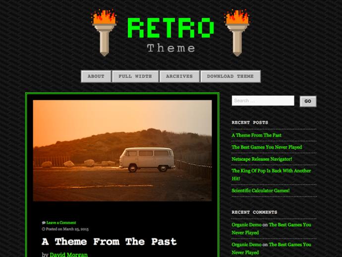90s Retro