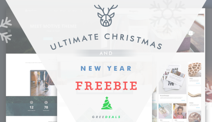 GreeDeals - New Year Freebie
