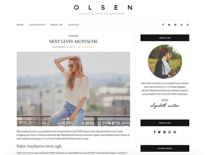 Olsen Light