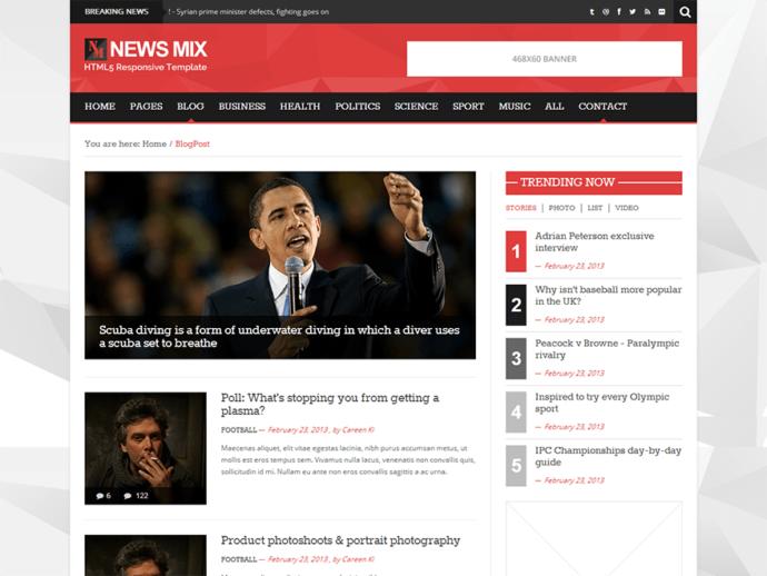 News Mix Lite