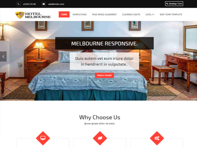 Hotel-Melbourne